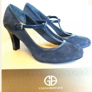Giani Bernini Maybel midnight Mary Jane heels